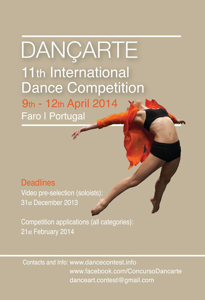 Dance Competition Opening Video 2014